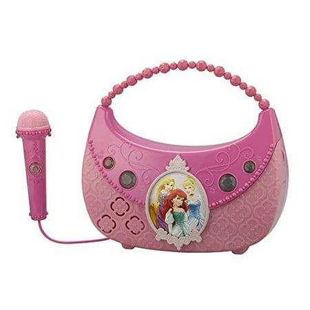 Disney Princess Sing Along Boombox