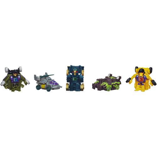 Transformers-hasbro Tra Bs 5 Pk Combaticons