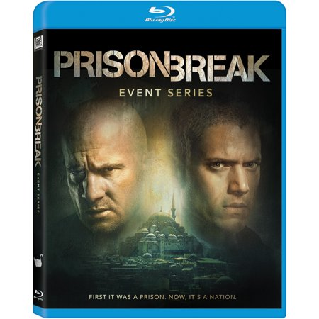 Prison Break: The Event Series (Blu-ray) (Top Halloween Events In The Us)