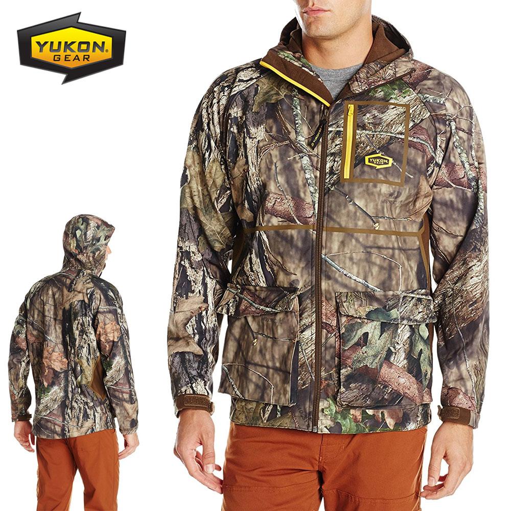 Yukon Gear Waylay Softshell Jacket (2X)- MOC by Yukon Gear