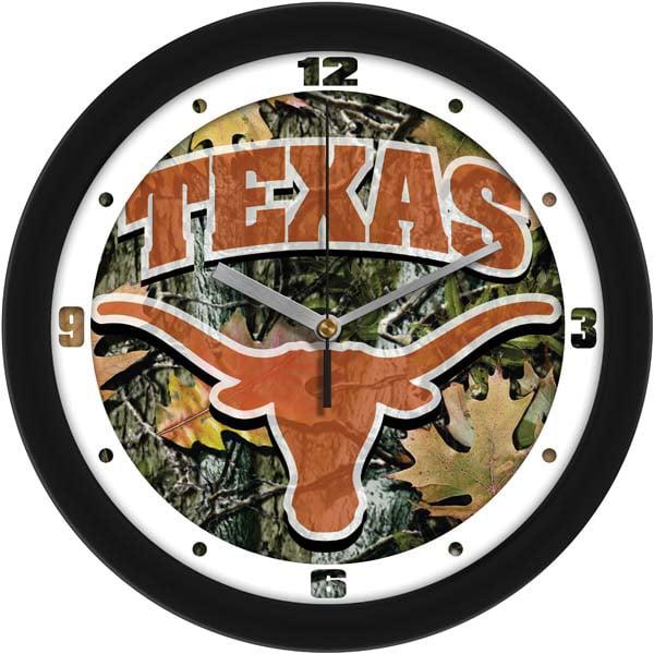 Texas Camo Wall Clock