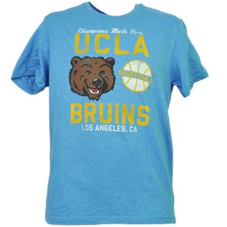 - NCAA UCLA Bruins Basketball Los Angeles CA Tshirt Tee Champions Made Here XLarge