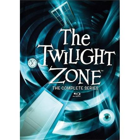 The Twilight Zone: The Complete Series (Blu-ray) (Twilight Zone Halloween)