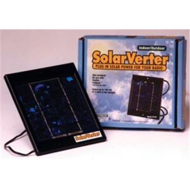 Olympia Sports 13969 Solar Panel - 6 Volt  220mA Model