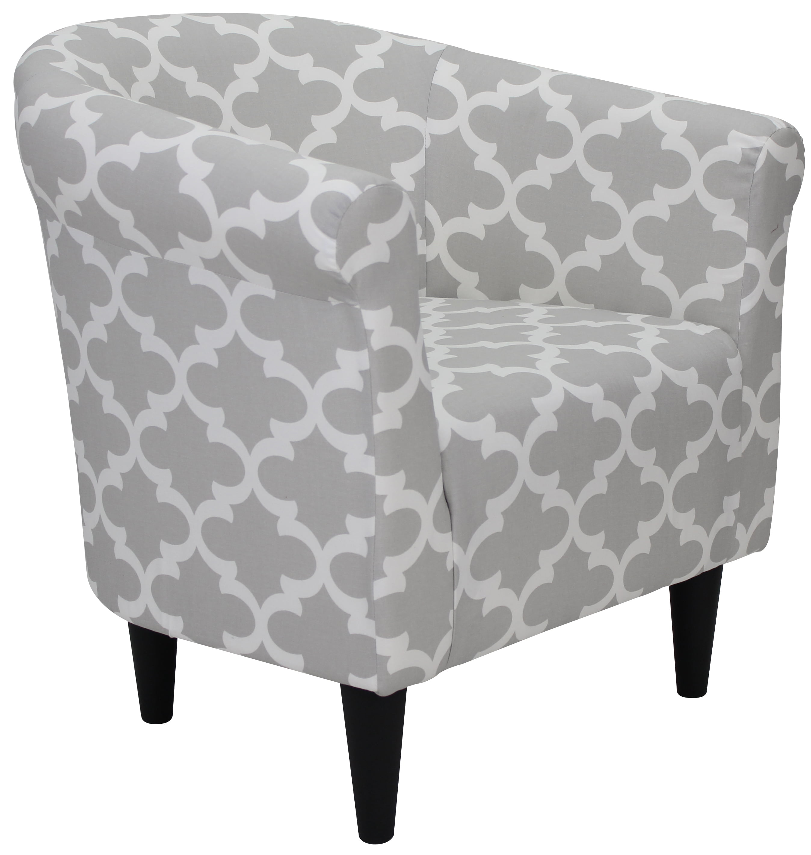 Mainstays bucket accent chair walmart com