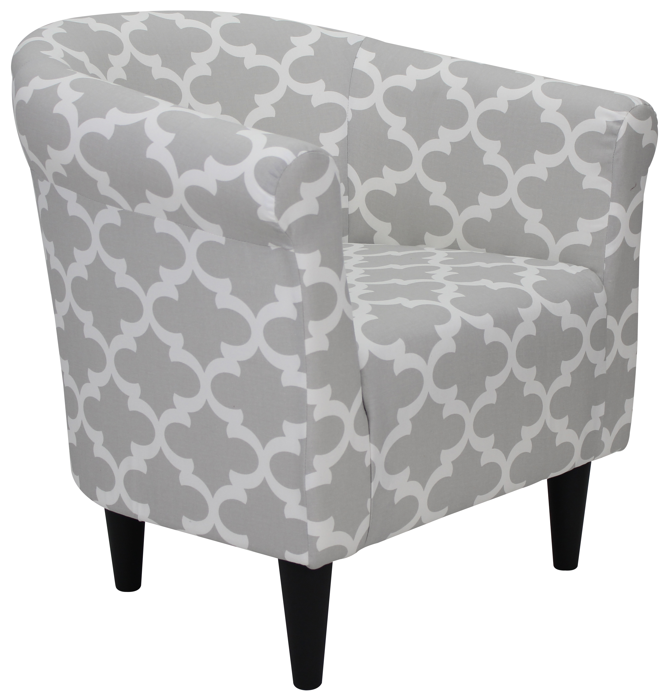 Mainstays Bucket Accent Chair