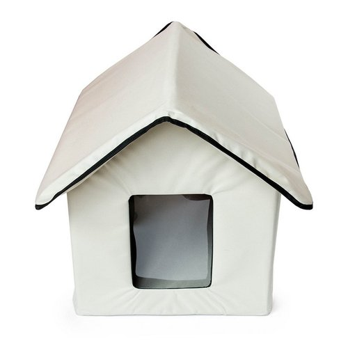ALEKO PHH01S Portable Outdoor Indoor Pet House Collapsible Dog Cat Shelter