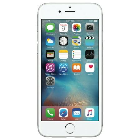 certified refurbished apple iphone 6s smartphone unlocked. Black Bedroom Furniture Sets. Home Design Ideas