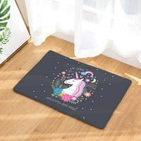 1.7  x 2.6 20 x 31 Inches // 50 x 80 cm Universe Pegasus Nursery Rug Floor Carpet Yoga Mat Naanle Galaxy Unicorn Non Slip Area Rug for Living Dinning Room Bedroom Kitchen
