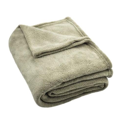 Cozy Fleece Plush Throw