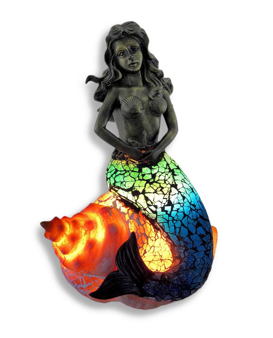 Mermaid accent lamp - Mermaid Accent Lamp
