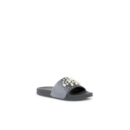 Bebe Womens Fenix Open Toe Casual Slide Sandals - image 2 of 2
