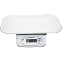 "Adam Equipment Digital Infant Scale, 20kg/44 lb. Capacity, 21-43/64"" W x 11"" D"