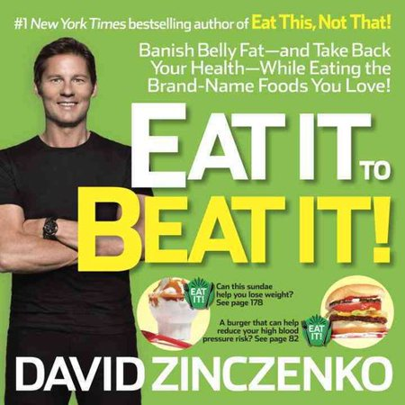 Eat It To Beat It   Banish Belly Fat   And Take Back Your Health   While Eating The Brand Name Foods You Love