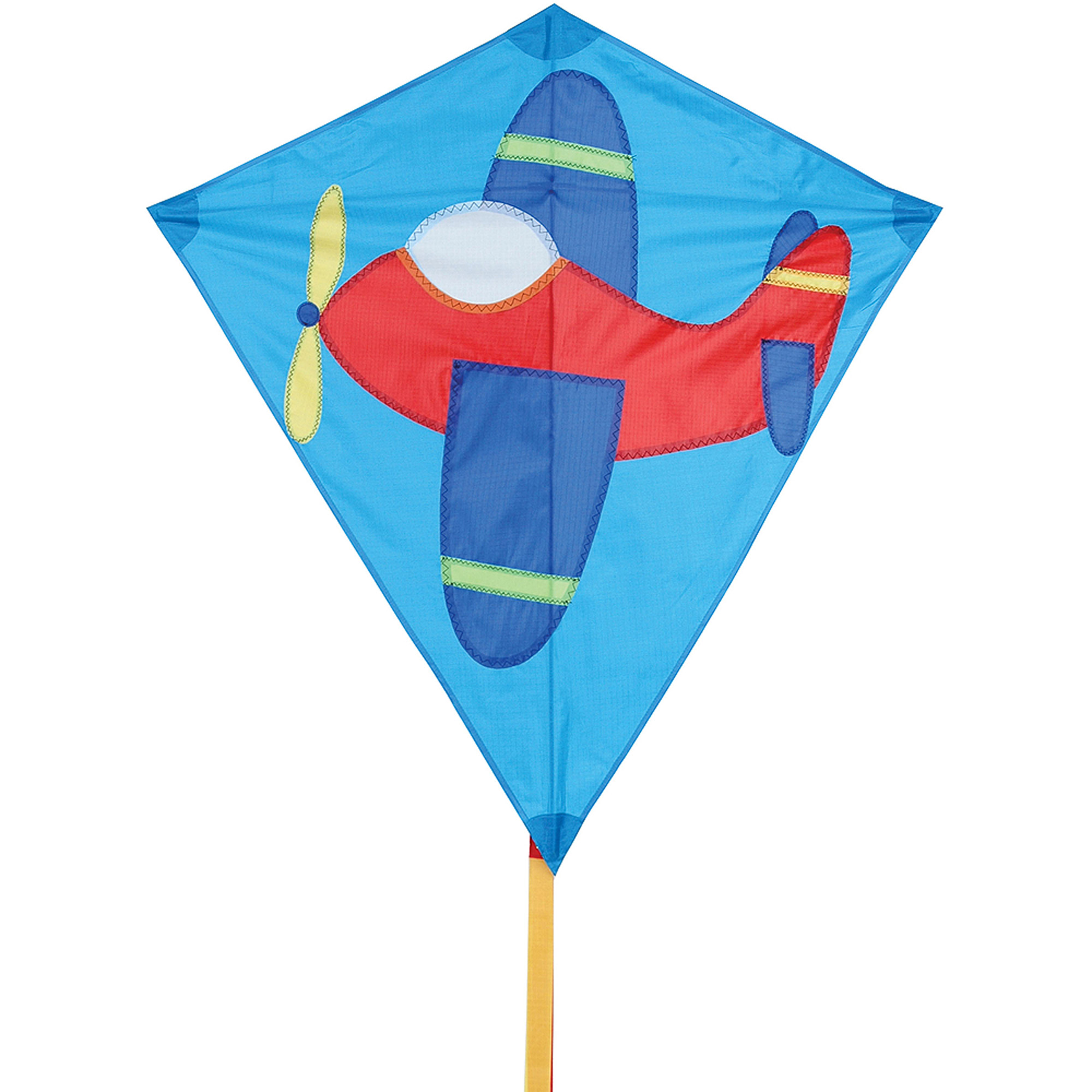 "Bold Innovations 30"" Diamond Kite, Airplane"
