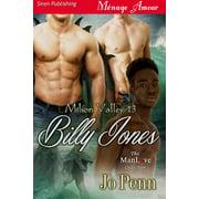 Billy Jones - eBook