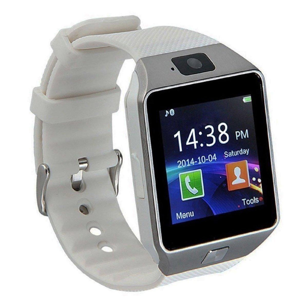 Pandaoo Smart Watch Mobile Phone Unlocked Universal GSM Bluetooth 4.0 Music Player Camera