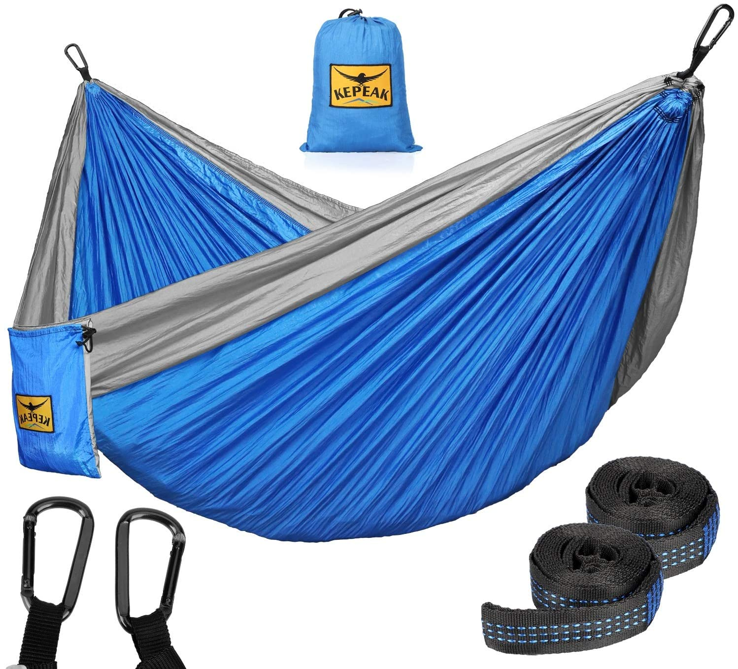 2 Person 260x150cm Hammock with Netting Mosquito Automatic