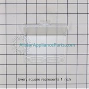 LG Microwave Light Lens Cover Clear 3550W2L001A