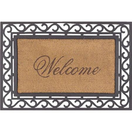 Gilda Floor (Bacova Guild 20x36 Welcm Kok Door Mat 17806P4 )