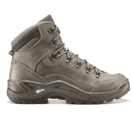 Lowa Renegade LL Mid Hiking Boot Men's-Stone-Medium-13 US by