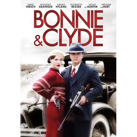 Bonnie & Clyde (DVD) (Bonnie Hunt Cheaper By The Dozen 2)