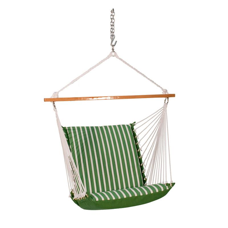 Sunbrella Soft Comfort Cushion Hanging Chair