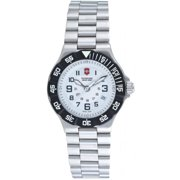 Swiss Army SD-241350 Victorinox Summit Xlt Ladies Watch - Silver Dial