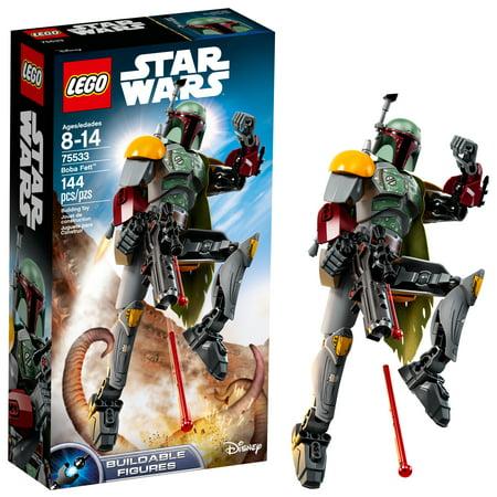 LEGO Star Wars Boba Fett 75533 Building Set (144 Pieces)](Bubba Fett)