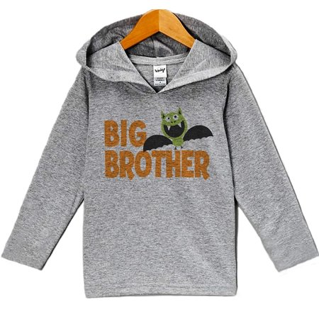 Custom Party Shop Baby Big Brother Halloween Hoodie - 4T