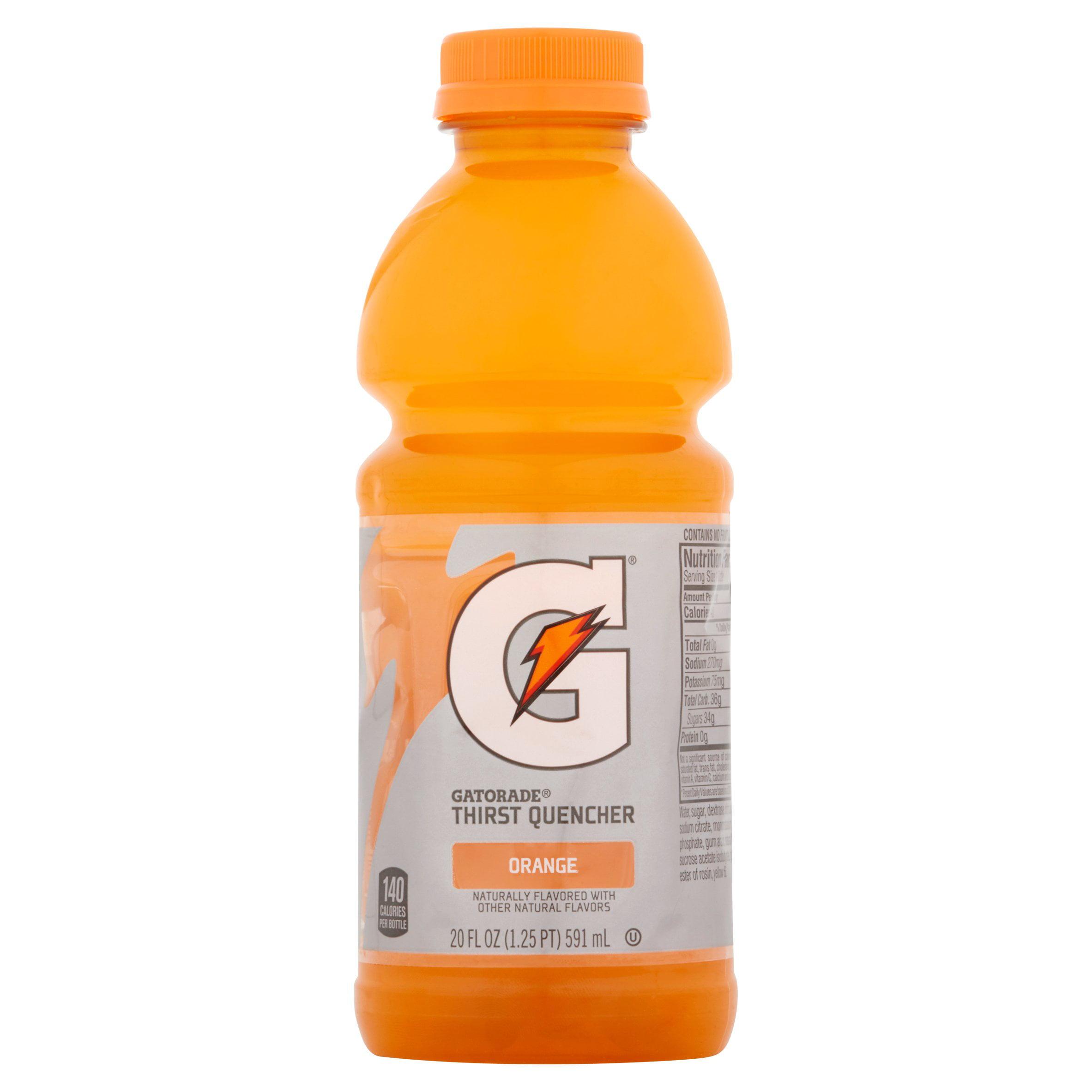 Gatorade Orange Thirst Quencher 20fl oz