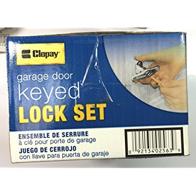 Clopay - Garage Door Keyed Lock Set