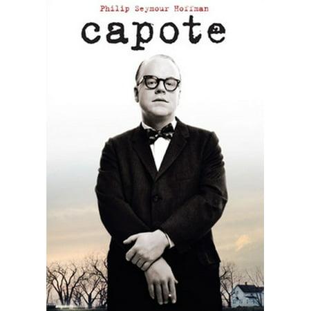 Capote (DVD)](Zorro Catherine Zeta Jones)
