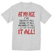 Funny Retirement Gift T-shirt Retired Men's Graphic Tee