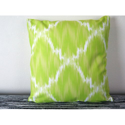 Arthouse Innovations Modified Arabesque Geometric Throw Pillow