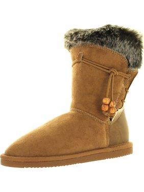 22963381f1cf Product Image Reneeze Rose-10 Women Fashion Mid-Calf Winter Snow Boots Faux  Fur Lining