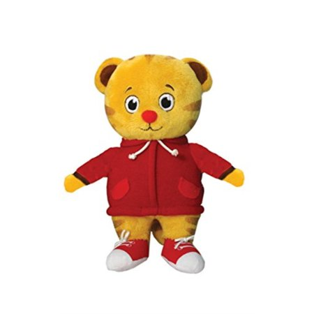 Daniel Tiger's Neighborhood Daniel Tiger Mini Plush - Daniel Tiger Fabric