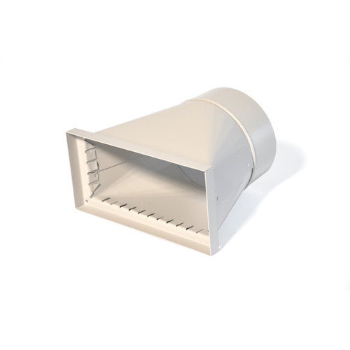 Flagro TZ Series 10'' Cold Air Supply Duct Adapter