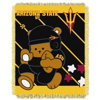 "Arizona State Sun Devils The Northwest Company College Full Back 36"" x 46"" Woven Baby Blanket - No Size"