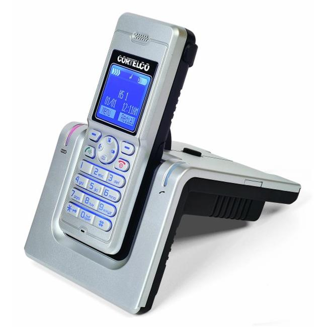 Cortelco 801501-TP2-27F DECT 6 Cordless Telephone