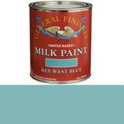 General Finishes Key West Blue Milk Paint, Quart