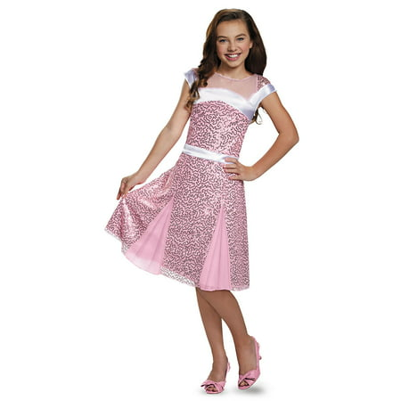 Disguise 88146L Audrey Coronation Deluxe Costume, Small (Audrey Hepburn Breakfast At Tiffany's Costume)