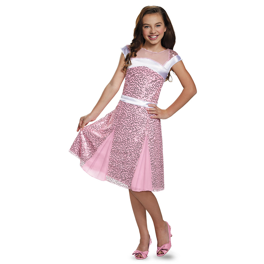 Disguise 88146L Audrey Coronation Deluxe Costume, Small (4-6X)