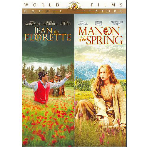 Manon Of The Spring / Jean De Florette (French) (Widescreen)