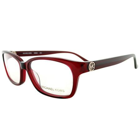 43992d38e59 Michael Kors MK842 604 51mm Women s Rectangle Eyeglasses - Walmart.com