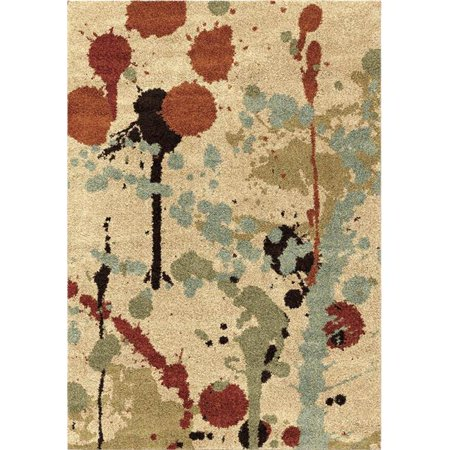 Orian Rugs 3622 5x8 5 x 8 in. Plush Abstract Funfetti Area Rug - Multicolor - image 1 of 1