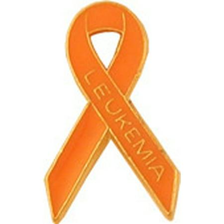 Green Ribbon Lapel Pin (Leukemia Awareness Ribbon Lapel Pin)