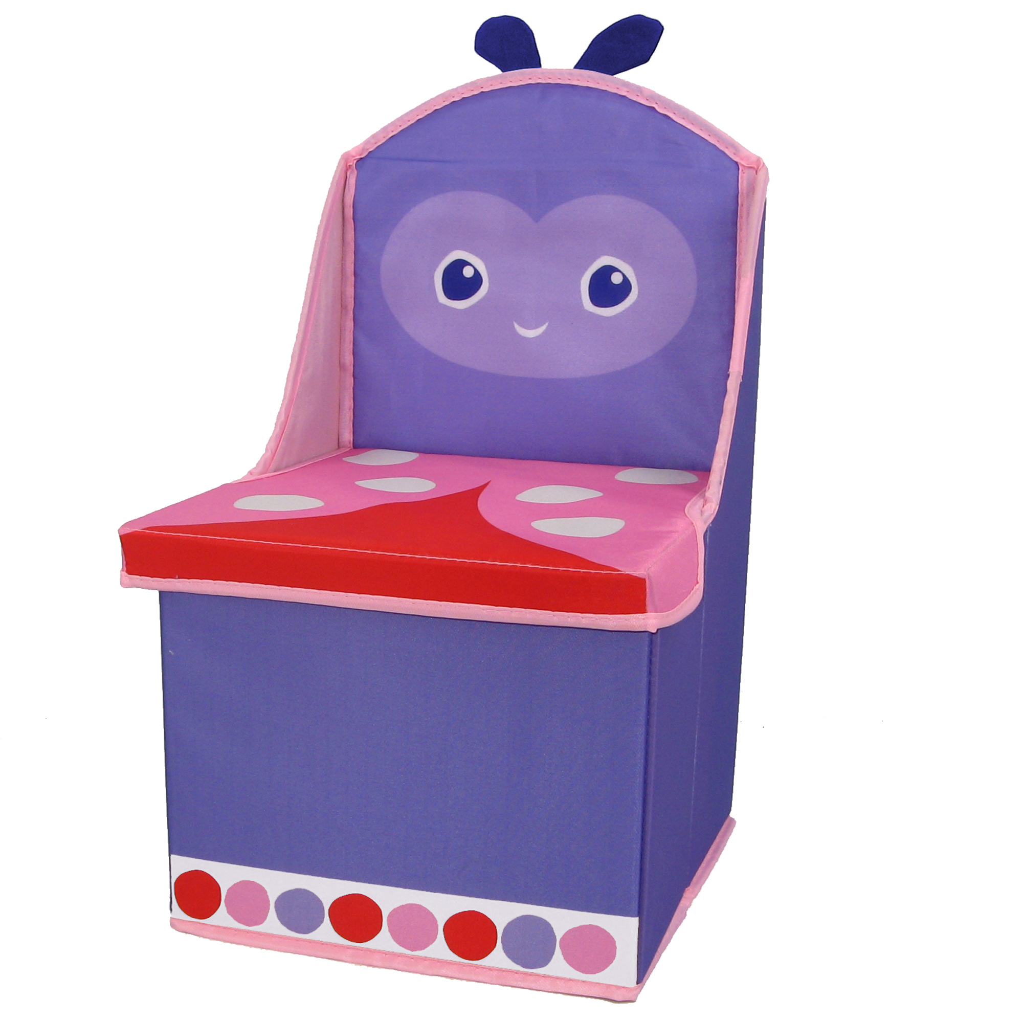 Eric Carle Kids Storage Chair, Multiple Options