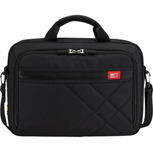 Case Logic Laptop Briefcase, Black