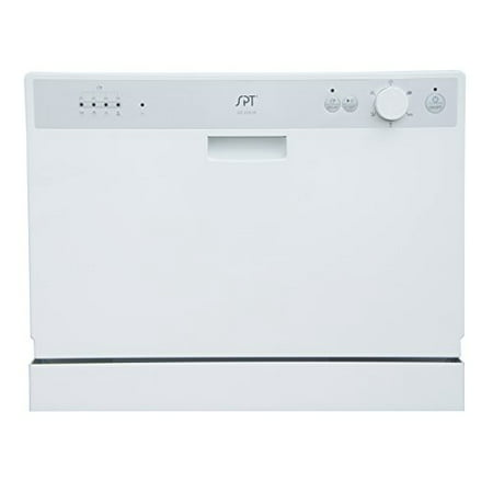 Countertop Dishwasher Plumbing : Sunpentown Countertop Dishwasher, Delay Start - Best Dishwashers